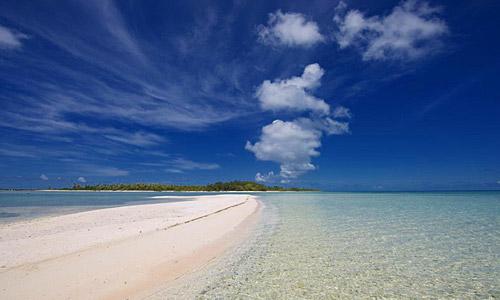 Urlaub einsame insel le sauvage rangiroa pacific travel for Rangiroa urlaub