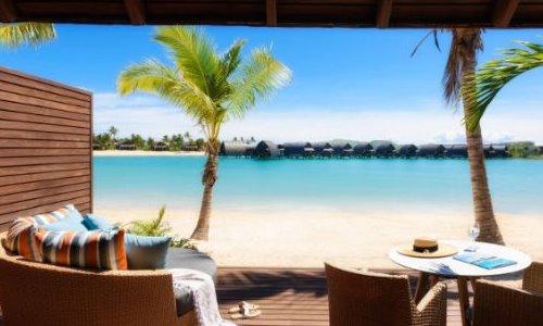Fiji Marriott Resort Momi Bay Overwater Bungalows Viti Levu