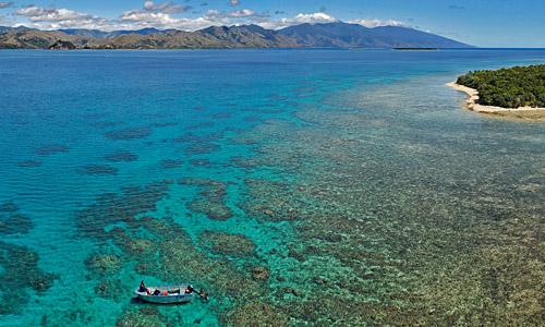 Tauchreise La Grande Terre Neukaledonien