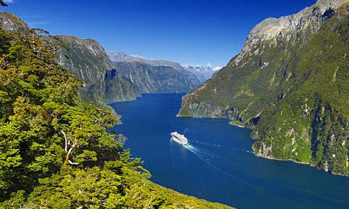 Christchurch To Fox Glacier Tour