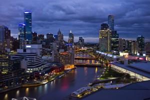 Melbourne Australien Urlaub
