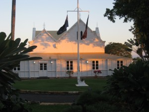 Darwin Governors House