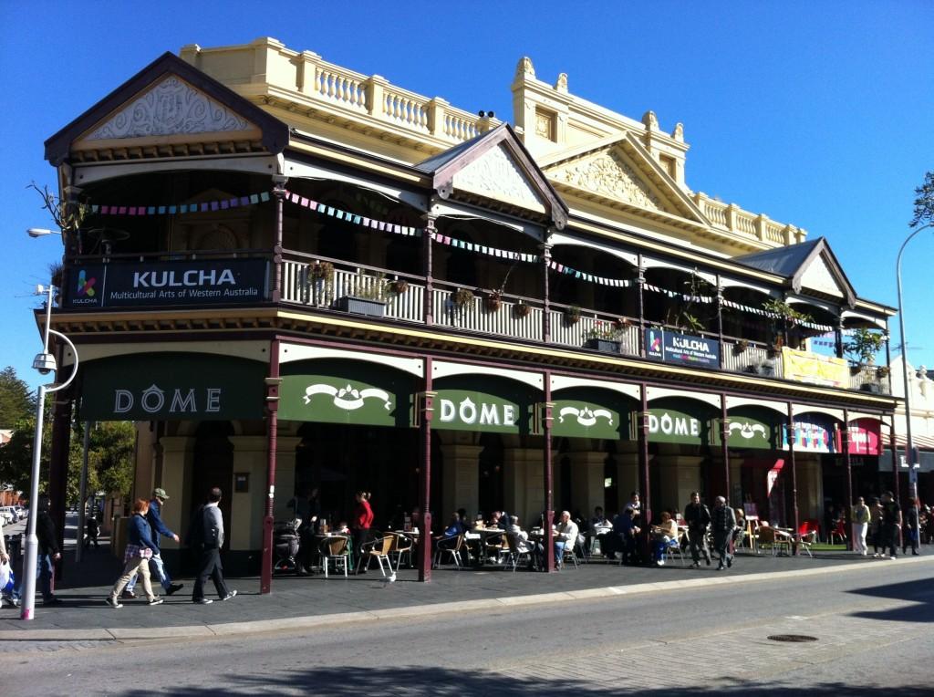 Ausflug nach Fremantle