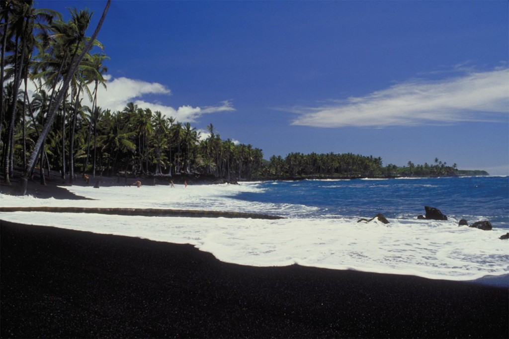 KOA Black sand Big Island