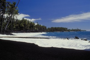 KOA Black sand Big Island