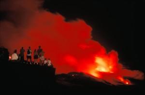 Volcane auf Big Island