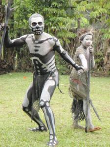 Oma Masaslai in Papua Neuguinea