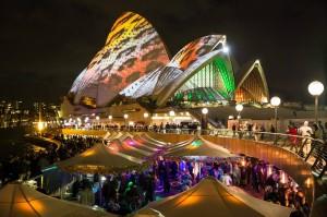 Sydney Festival of Lights
