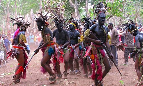 Insel Malekula Vanuatu