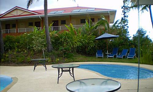 hotel Koniambo Grand Terre