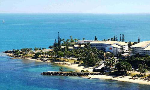 Hotel Le Surf Neukaledonien