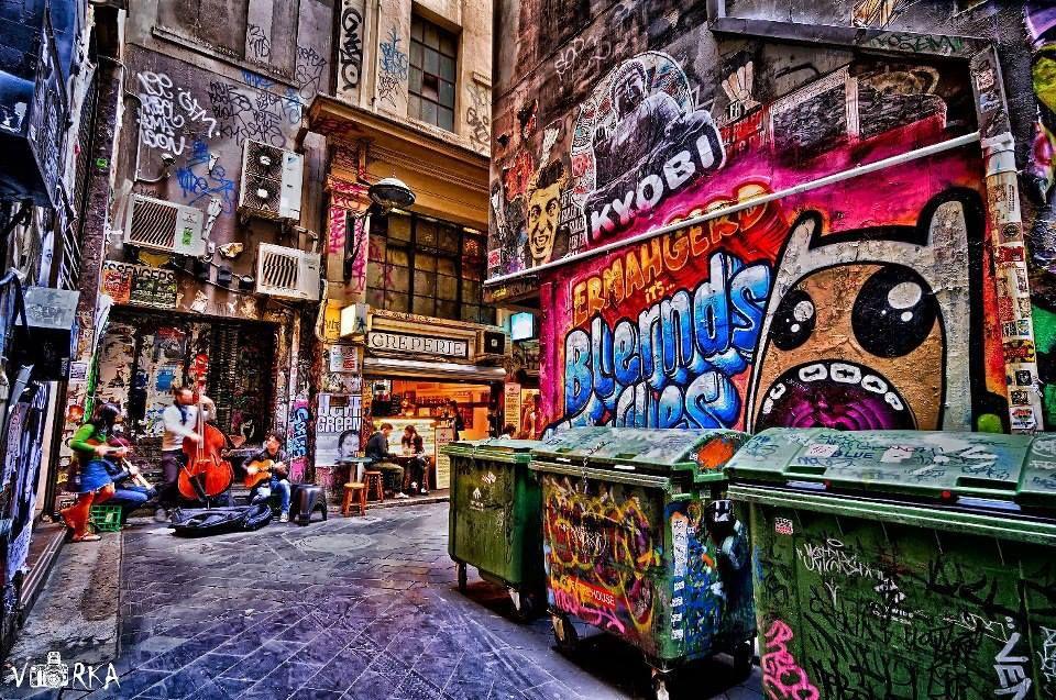 Melbourne Streeart Festival