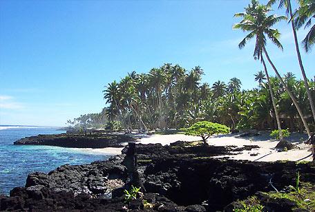 Samoa Urlaub