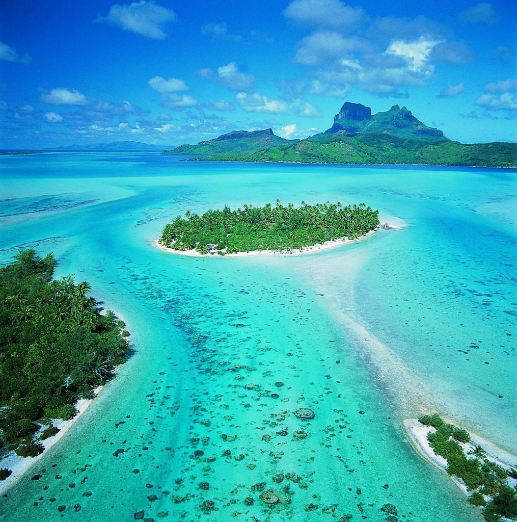 Urlaub auf Bora Bora - Polynesiens Perle entdecken ...