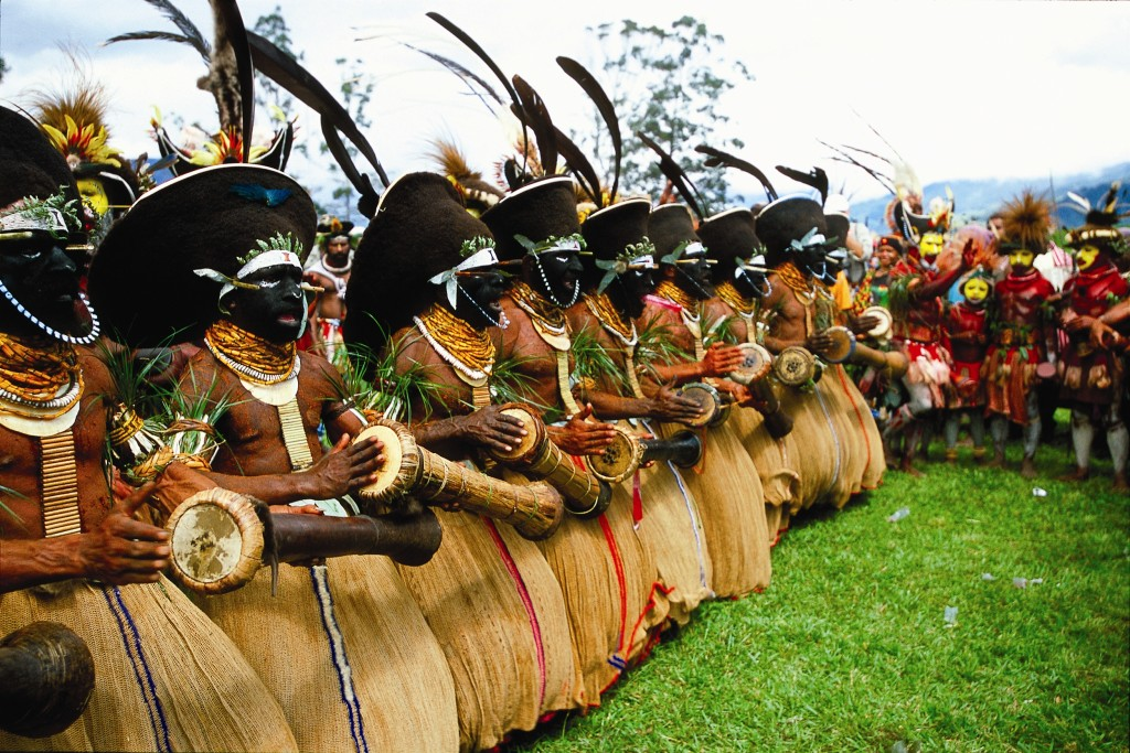Festivals in Papua Neuguinea