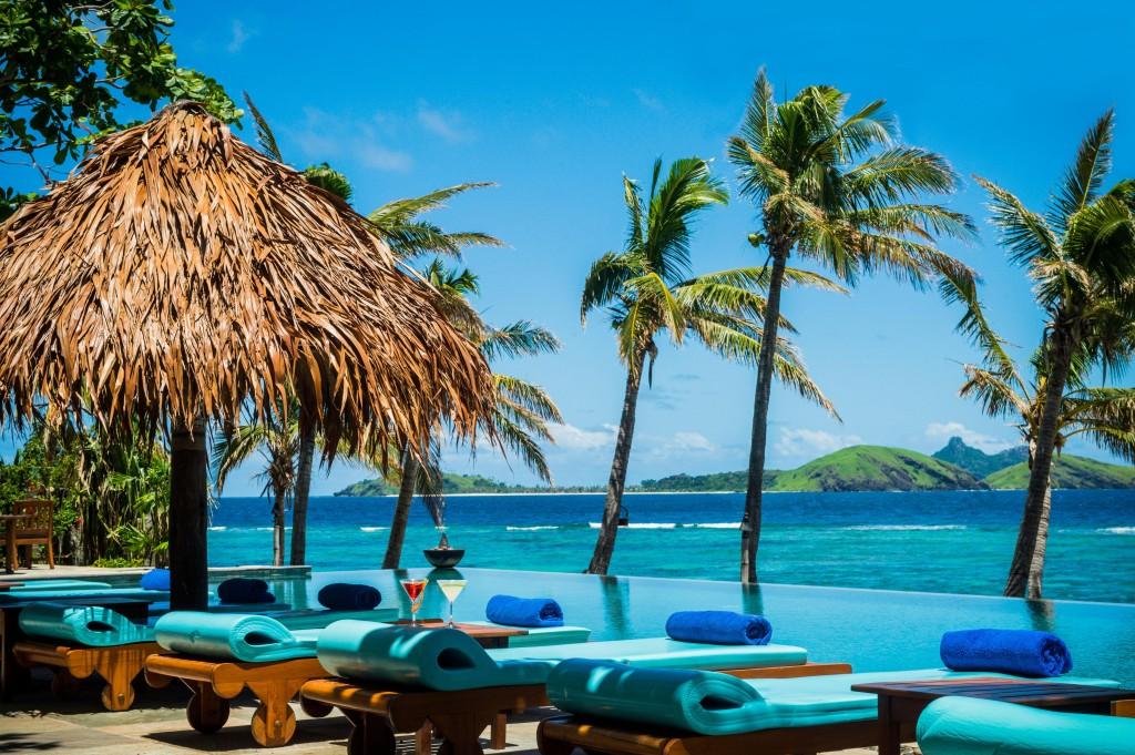 Tokoriki Fidschi Inseln