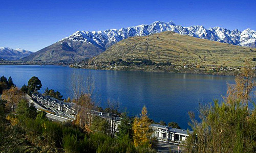 Rees Hotel in Queenstown