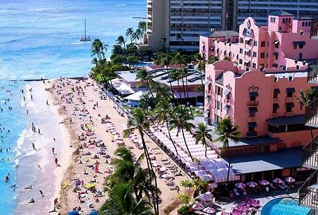 Hotel Royal Hawaiian