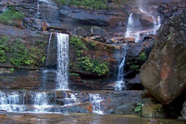 Wentworth Falls (edited)