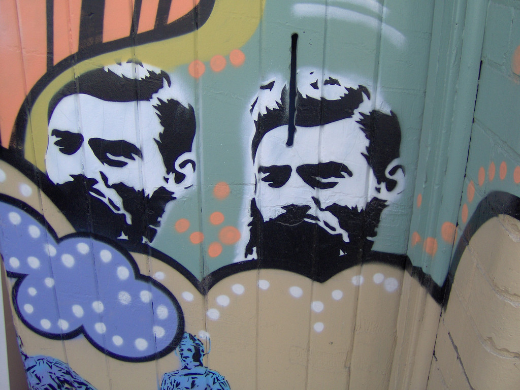 Ned_Kelly_stencil_Melbourne