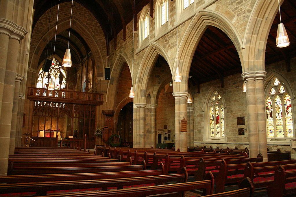 St. Davids Kathedrale