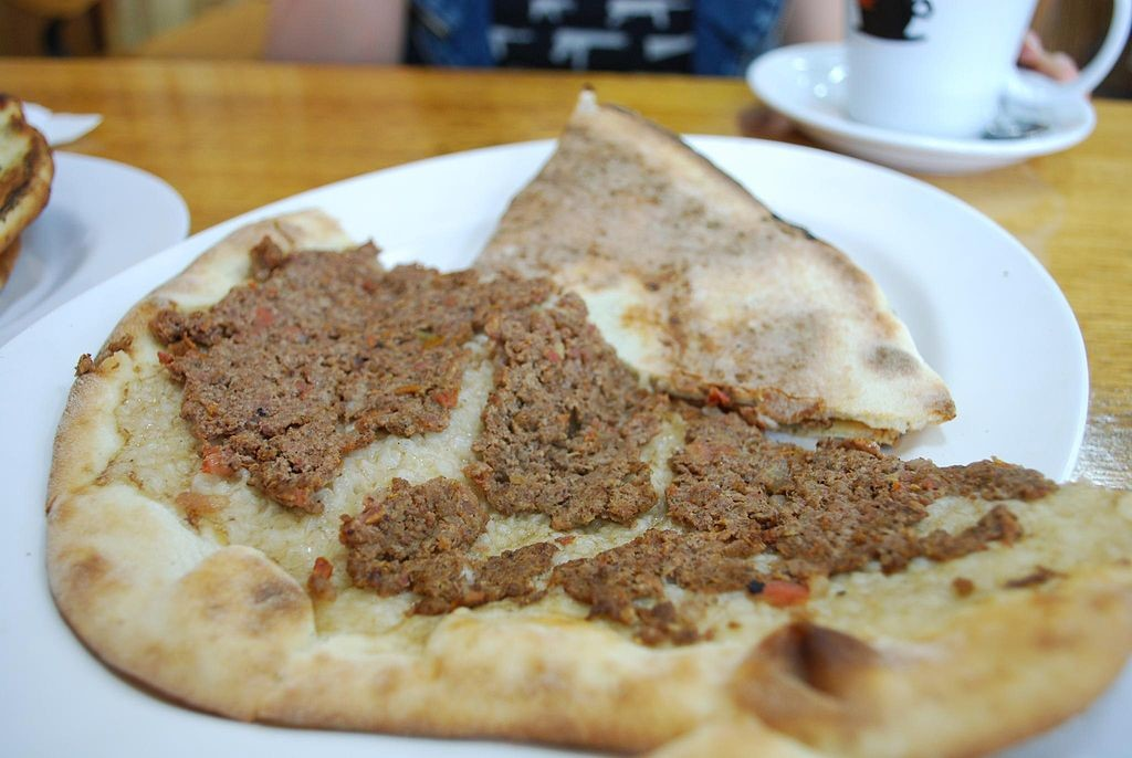 Meat Pie Pizza