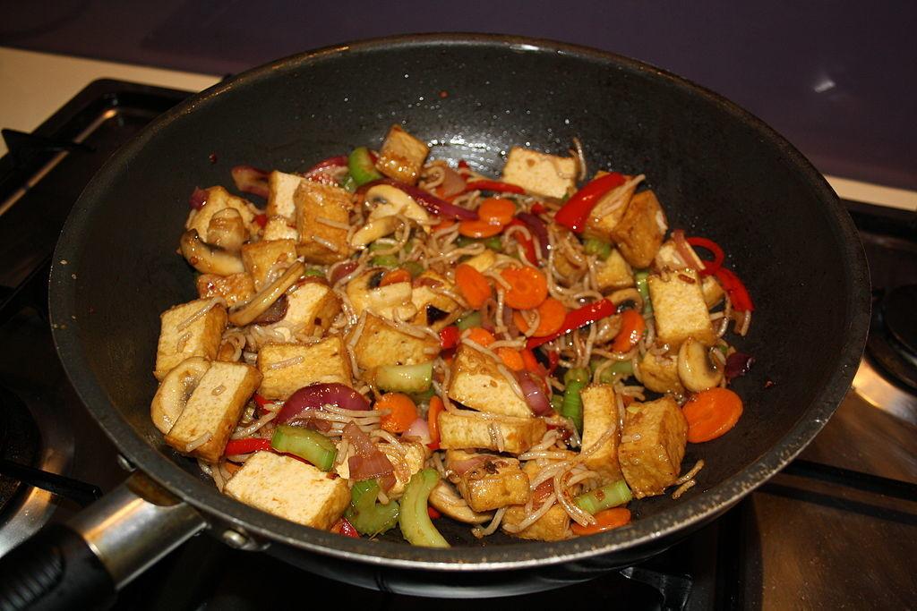 Ebenfalls sehr beliebt: asiatisches Stir Fry