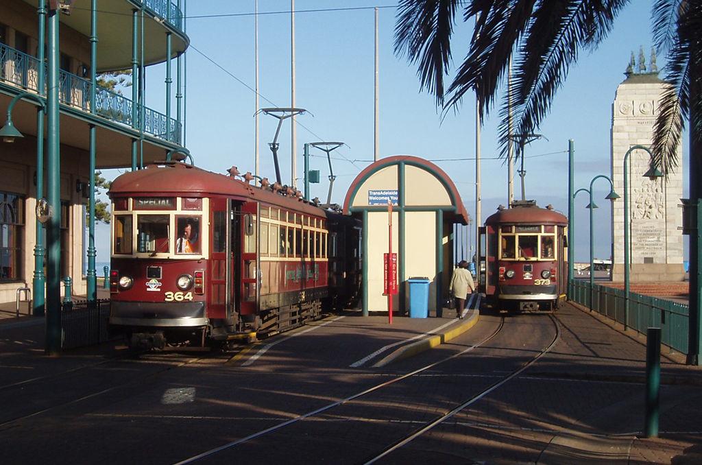 Glenelg Historic Tram