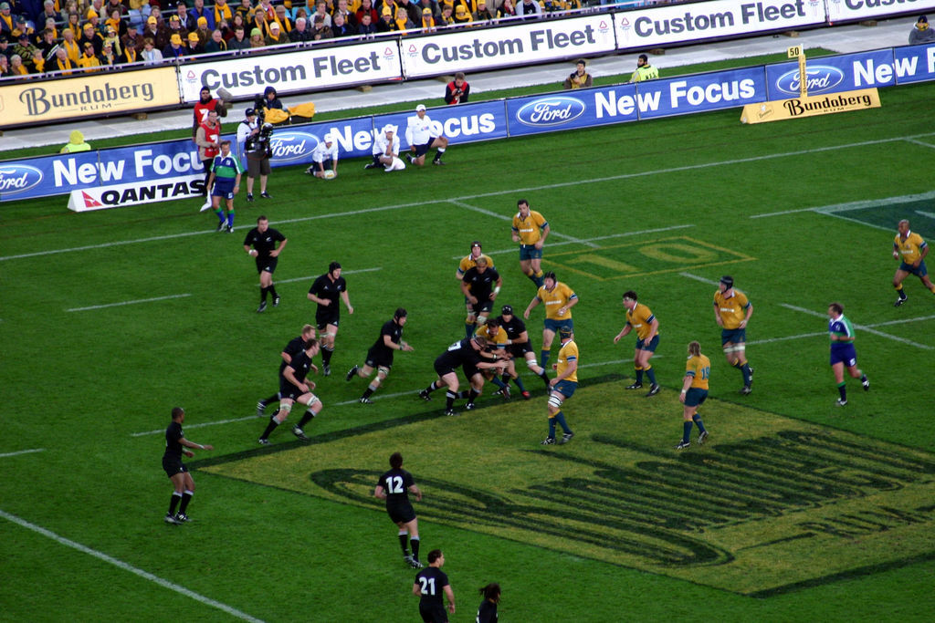 Rugby-Australien