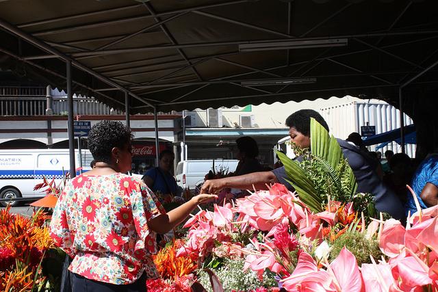 Suva-market