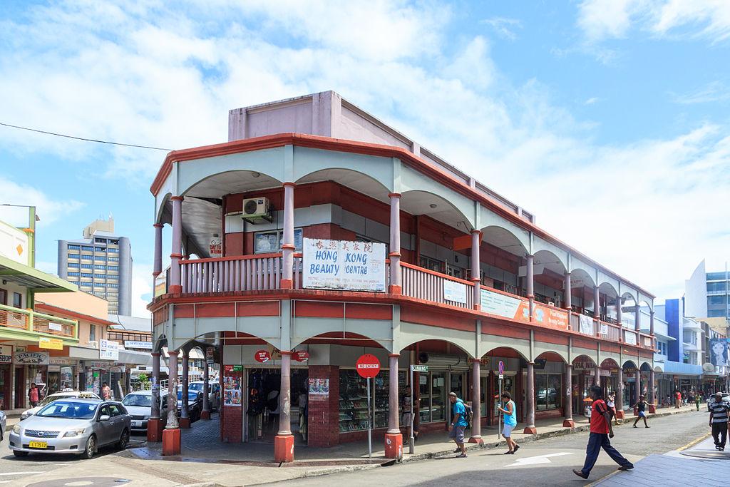 Suva Downtown