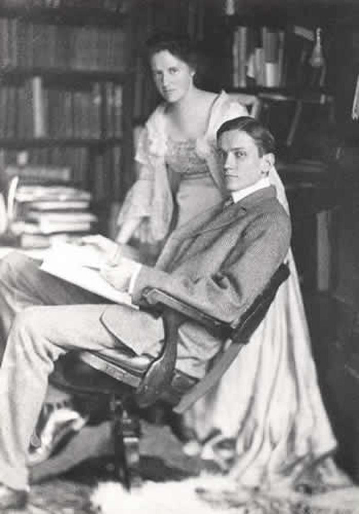 Ehepaar Bingham