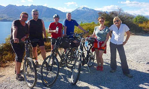 Radreise-Neuseeland