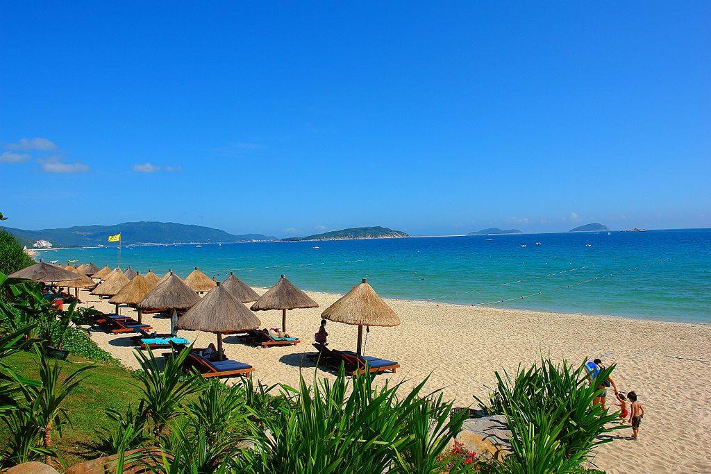 Sanya-Beach
