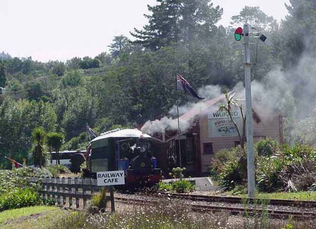 Waikino_Steam_Train_Station