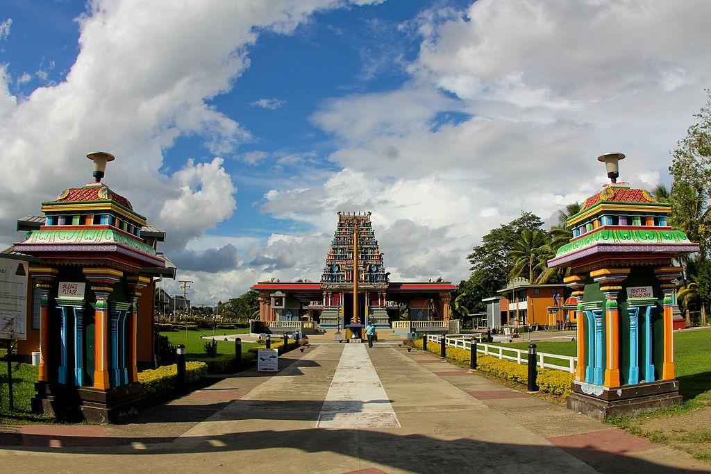 Sri Siva Subramaniya Tempel