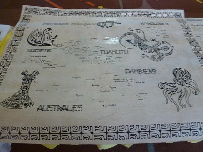 Geografische Tapas