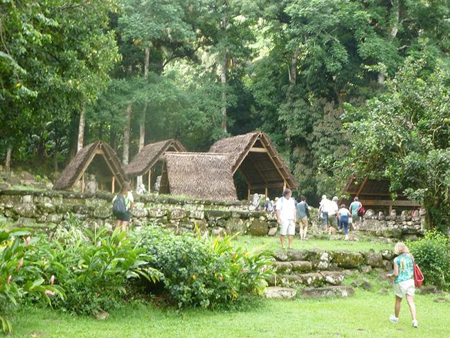 Die Kultstätte Ipona