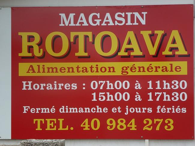 Rotoava ist der Hauptort von Fakarava