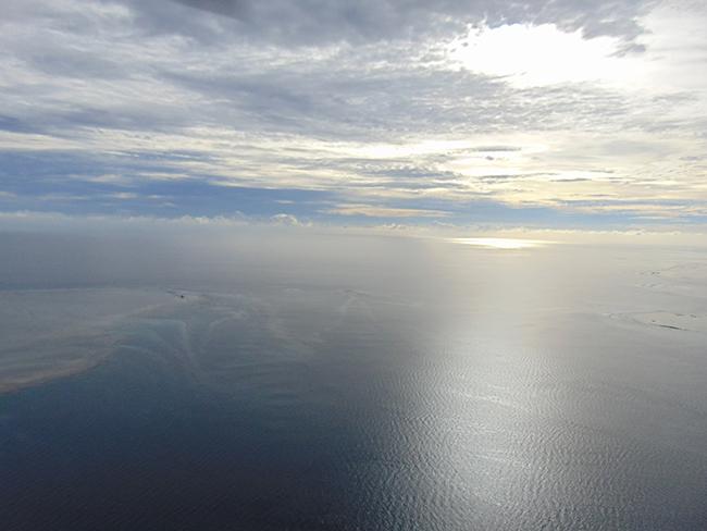 Fiji - von oben