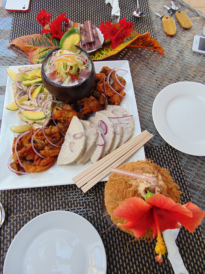 Samoa - Return to Paradise Resort