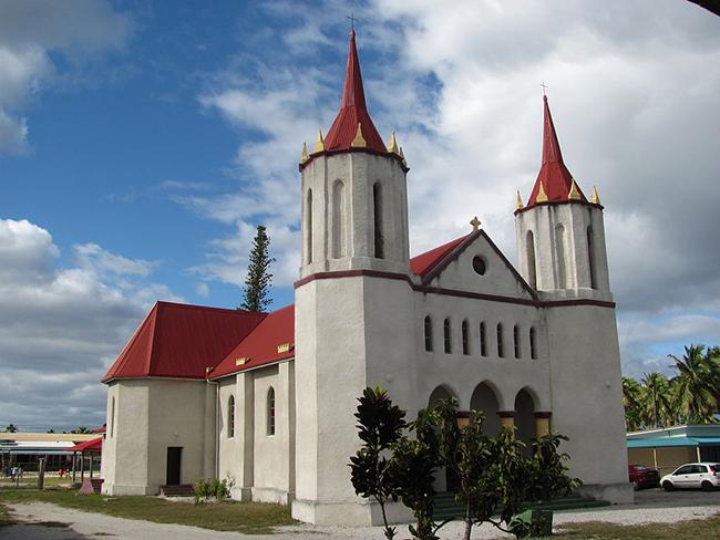 Katholische Kirche in Fayaoué