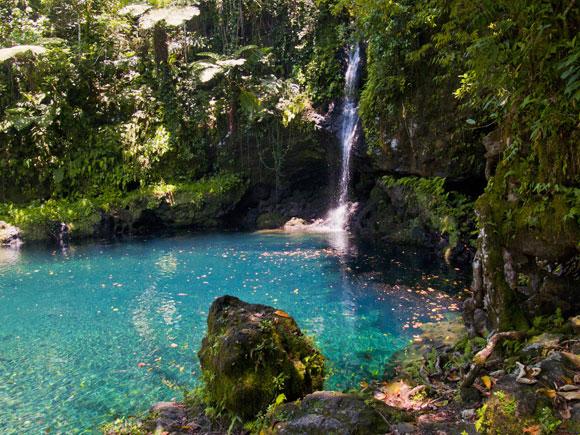 Afu Au Wasserfall