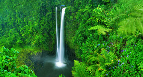 Fuipisia Wasserfall