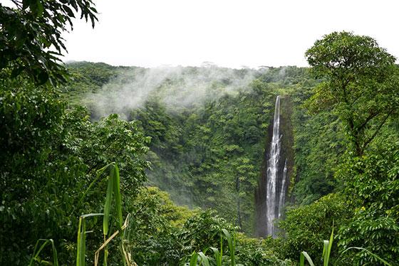 Papapapaitai Wasserfälle