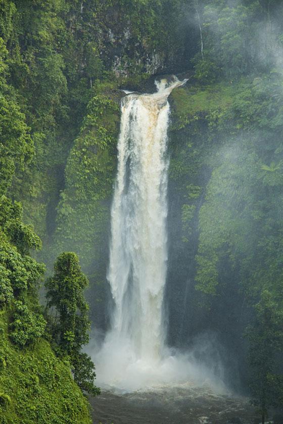 Sopoaga-Wasserfall Samoa