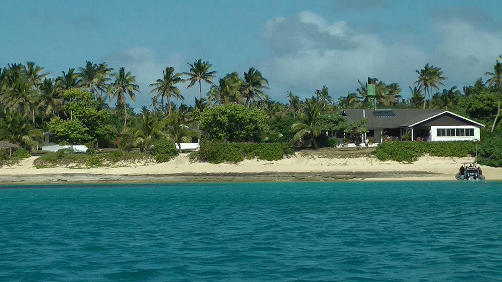 Sandy Beach Resort, Foa Island, Ha'apai