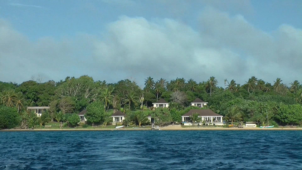 Reef Resort, Kapa Island, Vava'u