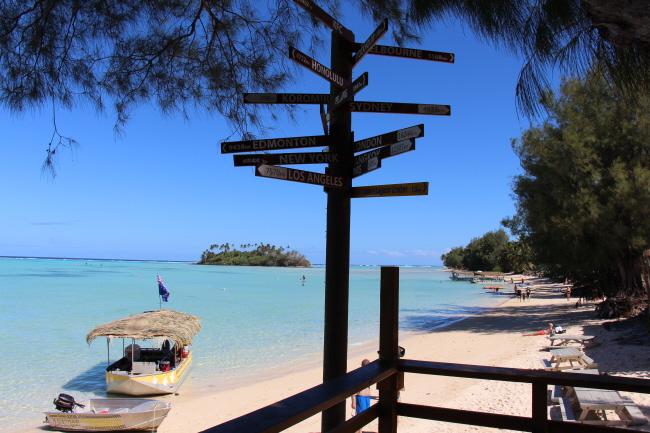 Palm Groove Hotel Rarotonga