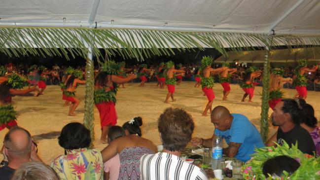 Tanzfestival Rarotonga